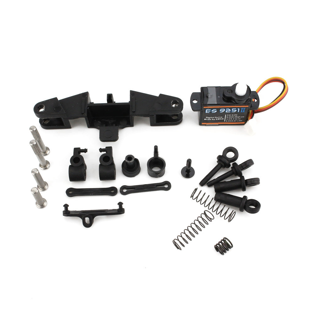 Emax Interceptor FPV RC Car Spare Part B - Steering + Suspension Kit