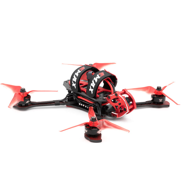 Emax Buzz 245mm-5-inch  F4 1700KV 5-6S - 2400KV 4S Freestyle FPV Racing Drone BNF(With FrSky XM+ Receiver)