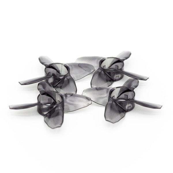 2 Pairs Emax Tinyhawk Indoor FPV Racing Drone Spare Part Avan TH Turtlemode Propeller 4-Blade 40mm