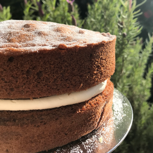 Chocolate & Buttercream Sponge