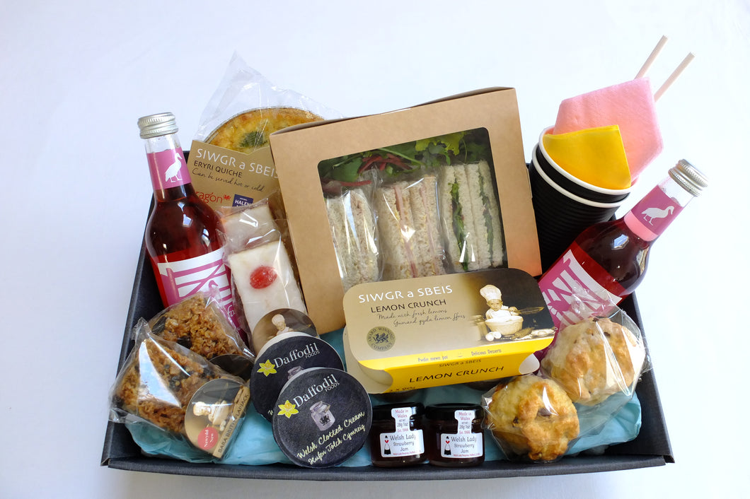 Hamper for 2