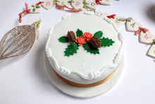 Load image into Gallery viewer, Traditional Christmas Cake