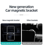 New Magnetic Car Phone Holder - Universal Paste