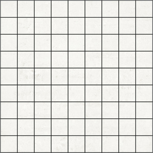 Cosmo Ivory Mosaic 3x3 Polished