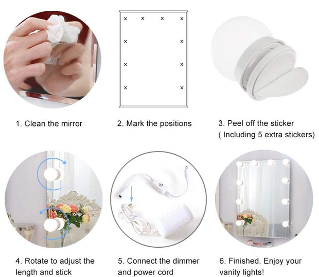My Vanity Mirror™ DIY Kit