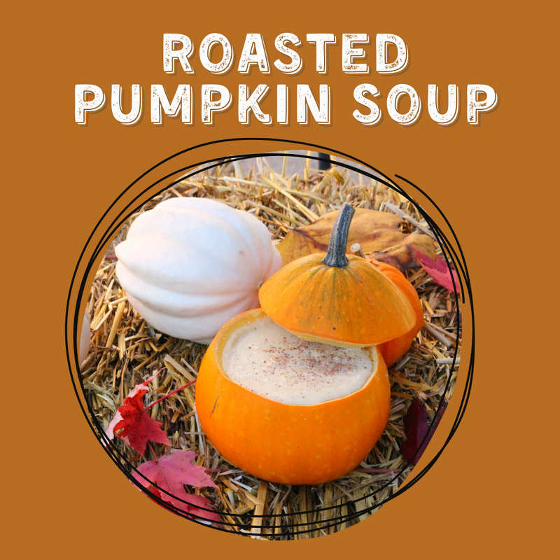 The Perfect Fall Pumpkin Soup Recipe