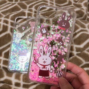 mihaland - Miyu the Chocolatier iPhone Glitter Case (For iPhone 6/6S/7/8) (IC003)