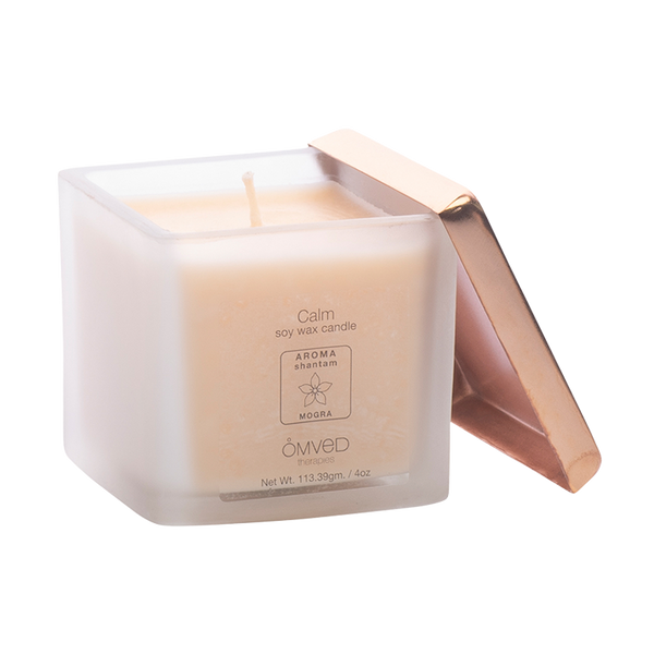 Calm Soy Wax Candle