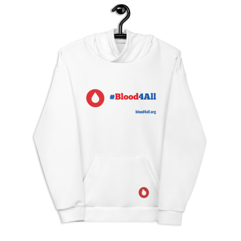 #Blood4All Hoodie