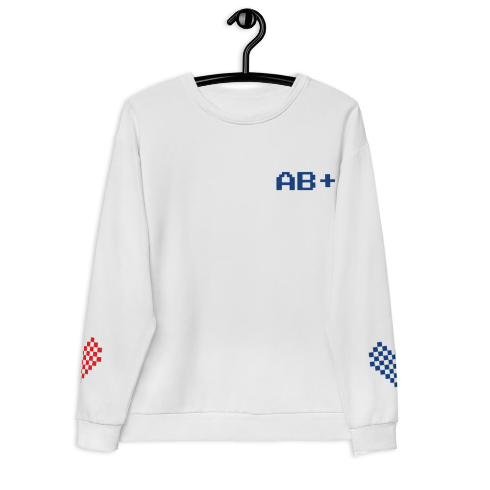 Love AB+ Sweatshirt