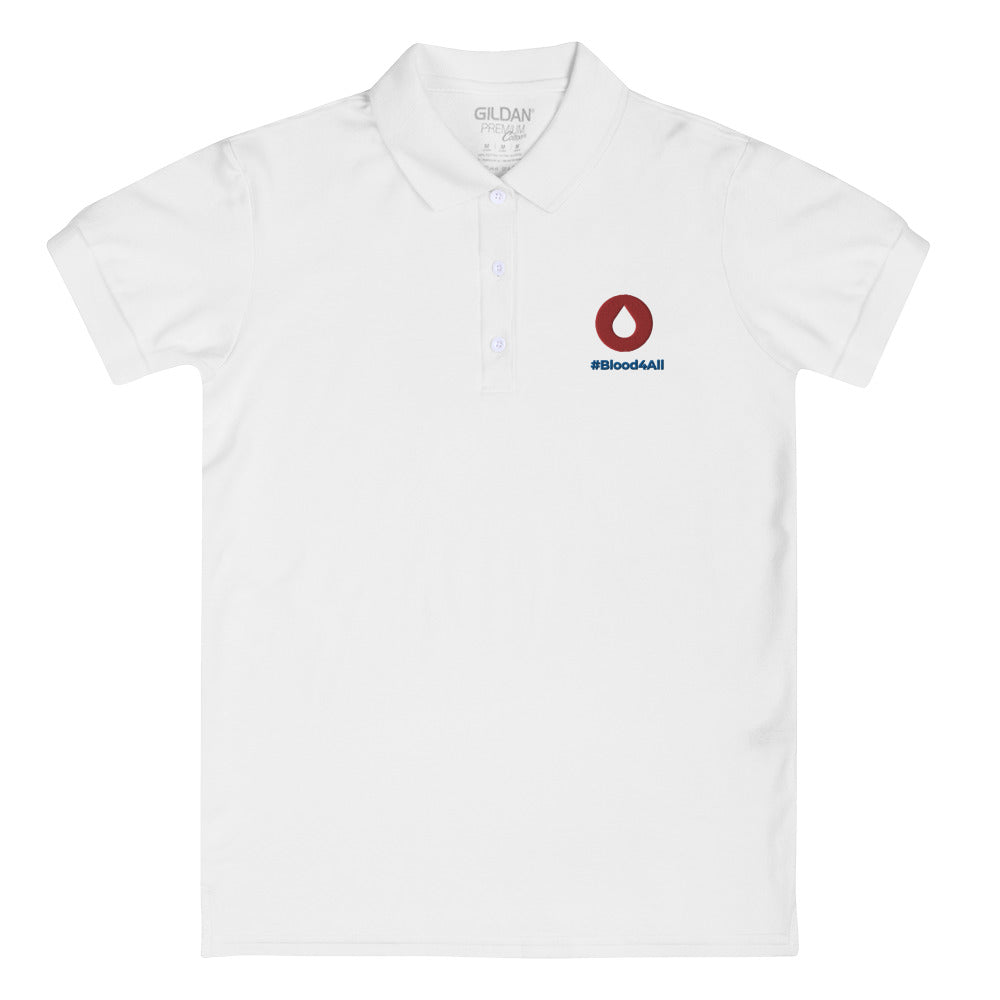 #Blood4All - Women Polo Limited Edition