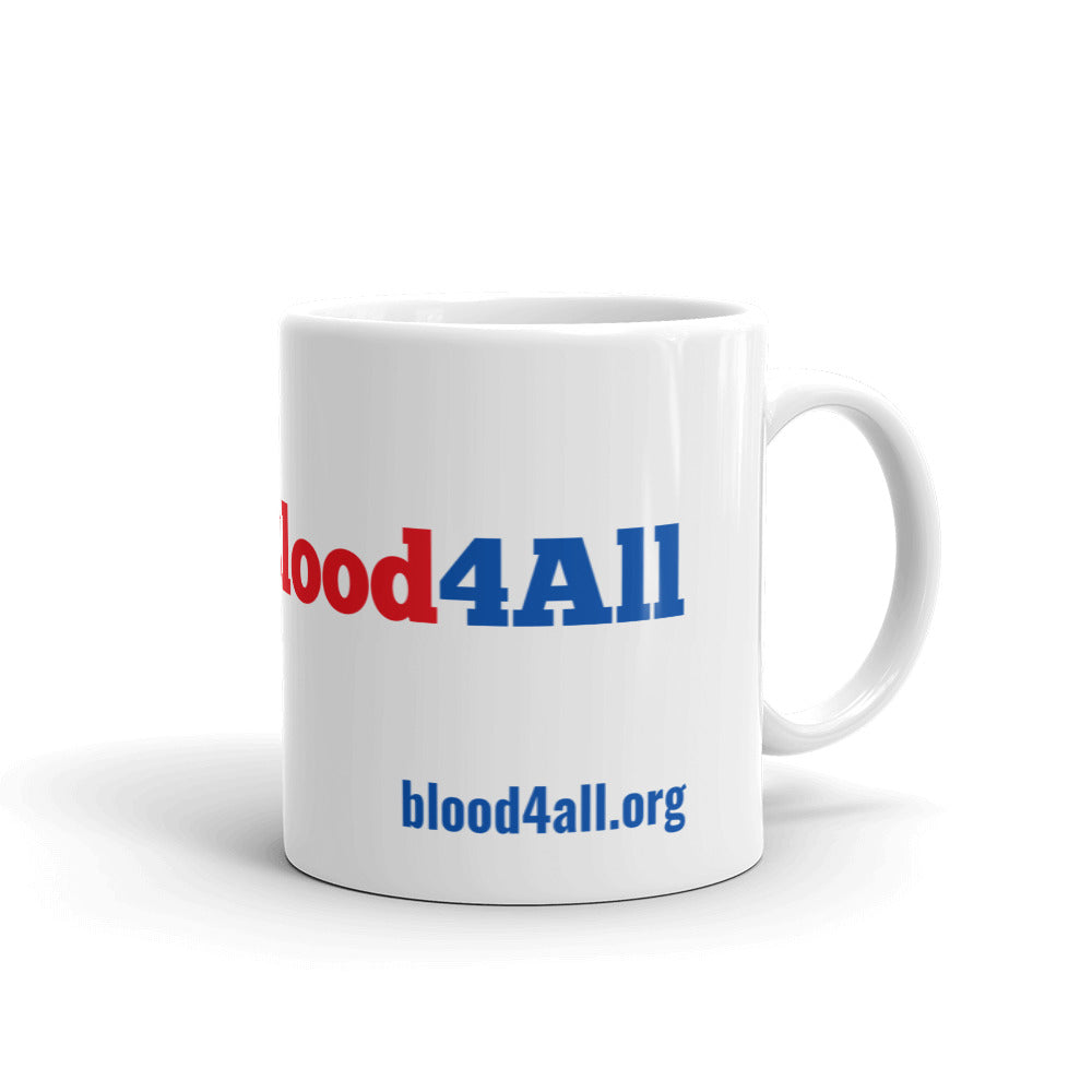 #Blood4All Mug