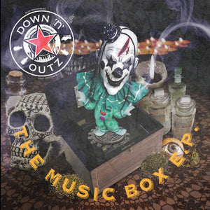 Down 'N' Outz - The Music Box - RSD 2020 - New Sealed Vinyl LP