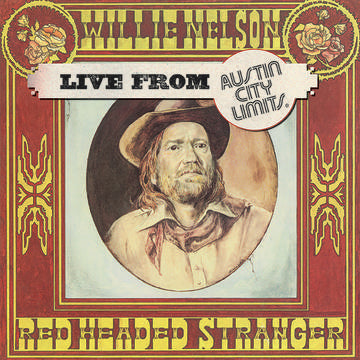 Willie Nelson - Red Headed Stranger Live from Austin City Limits [LP] - RSD Black Friday 2020 New Sealed
