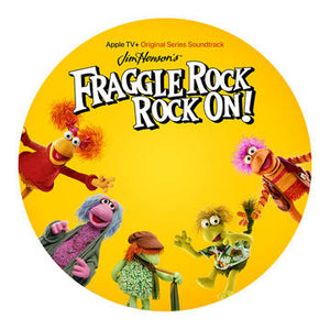 Fraggle Rock Rock On [10''] (Picture Disc) - RSD Black Friday 2020 New Sealed
