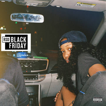 Kaash Paige - Parked Car Convos [LP] - RSD Black Friday 2020 New Sealed