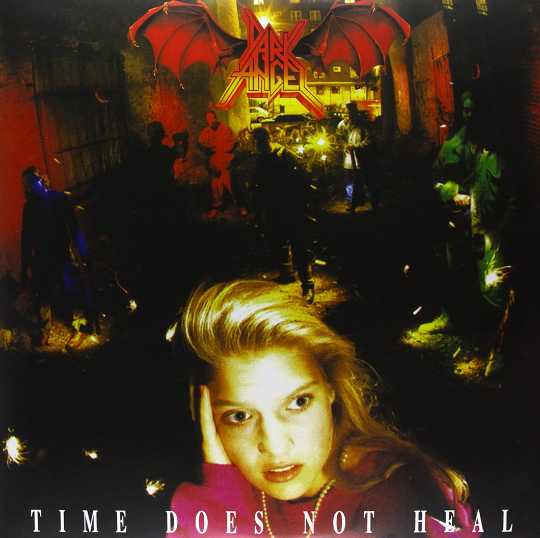 Dark Angel ‎– Time Does Not Heal - New Sealed Vinyl LP