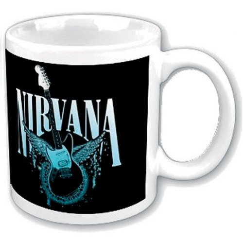 Nirvana 'Nirvana Jag-Stang Wings'  11oz Mug