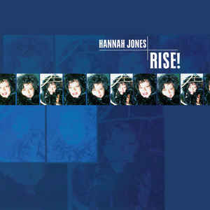 Hannah Jones ‎– Rise! - Pre-Owned CD