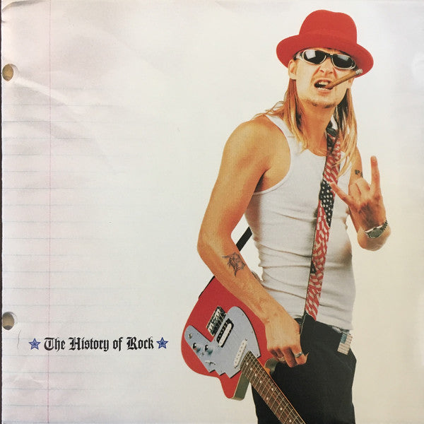 Kid Rock ‎– The History Of Rock - Pre-Owned CD