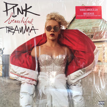 Load image into Gallery viewer, P!nk ‎– Beautiful Trauma - New Sealed 150g Vinyl LP