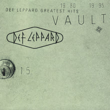 Load image into Gallery viewer, Def Leppard ‎– Vault: Def Leppard Greatest Hits 1980-1995 - Pre-Owned CD