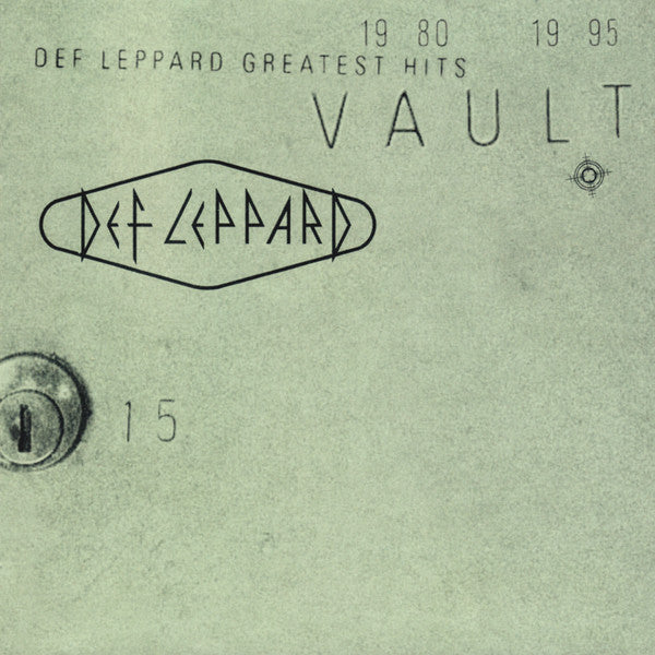 Def Leppard ‎– Vault: Def Leppard Greatest Hits 1980-1995 - Pre-Owned CD