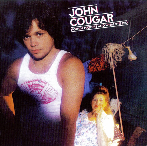 John Cougar* ‎– Nothin' Matters And What If It Did - Pre-Owned CD