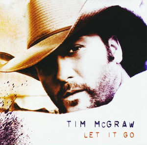 Tim McGraw ‎– Let It Go - Pre-Owned CD
