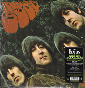 The Beatles ‎– Rubber Soul - New Sealed Vinyl LP