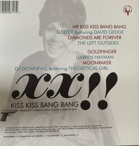 xx!! Kiss Kiss Bang Bang - Various Artists