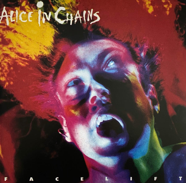 Alice In Chains ‎– Facelift - New Sealed Vinyl LP