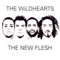 The Wildhearts ‎– The New Flesh - Pre-Owned CD