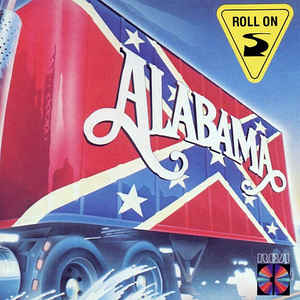 Alabama ‎– Roll On - Pre-Owned CD