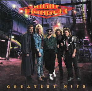 Night Ranger ‎– Greatest Hits - Pre-Owned CD