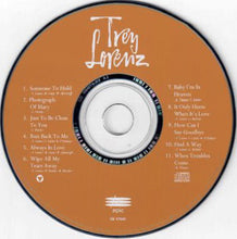 Load image into Gallery viewer, Trey Lorenz ‎– Trey Lorenz - Pre-Owned CD