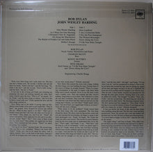 Load image into Gallery viewer, Bob Dylan ‎– John Wesley Harding - New Sealed Vinyl LP - MOVLP246