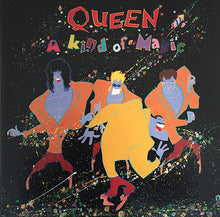 Load image into Gallery viewer, Queen ‎– A Kind Of Magic - New Sealed 180g Vinyl LP