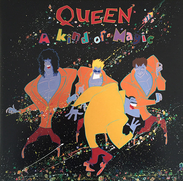 Queen ‎– A Kind Of Magic - New Sealed 180g Vinyl LP