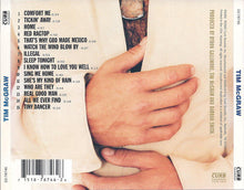 Load image into Gallery viewer, Tim McGraw ‎– Tim McGraw And The Dancehall Doctors - Pre-Owned CD