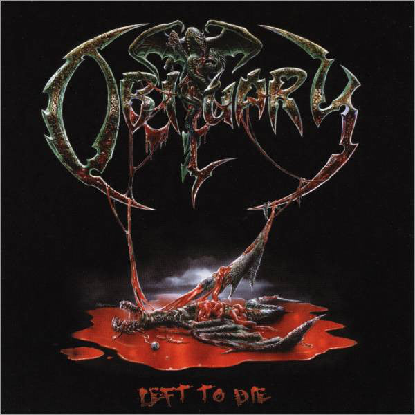 Obituary ‎– Left To Die - New Sealed CD