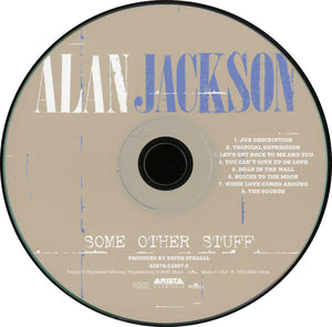 Alan Jackson ‎– Greatest Hits Volume II (And Some Other Stuff) - Pre-Owned CD