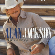 Load image into Gallery viewer, Alan Jackson ‎– Greatest Hits Volume II (And Some Other Stuff) - Pre-Owned CD