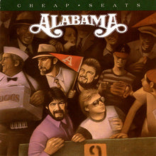Load image into Gallery viewer, Alabama ‎– Cheap Seats - Pre-Owned CD