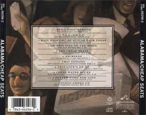 Alabama ‎– Cheap Seats - Pre-Owned CD