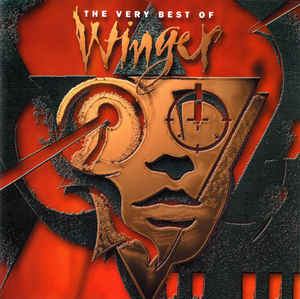 Winger ‎– The Very Best Of Winger - Pre-Owned CD