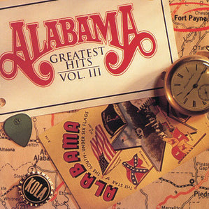 Alabama ‎– Greatest Hits III - Pre-Owned CD