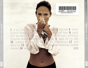 Jennifer Lopez ‎– On The 6 - Pre-Owned CD