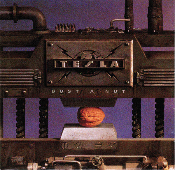 Tesla ‎– Bust A Nut - Pre-Owned CD