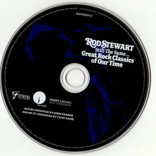 Load image into Gallery viewer, Rod Stewart ‎– Still The Same... Great Rock Classics Of Our Time - Pre-Owned CD